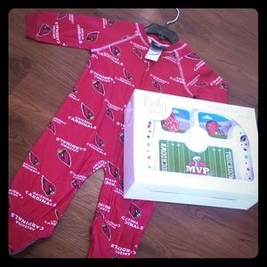 Arizona Cardinals Onesie